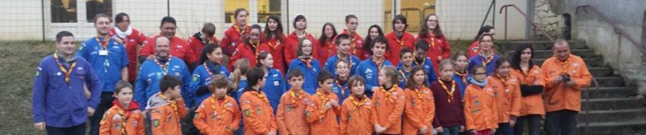 groupe de scouts et guides de France
